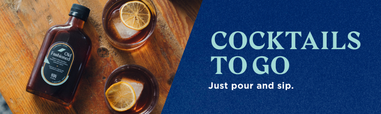 King Taps | Order Now Cocktails To Go